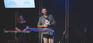 C3 Church Inner East Brisbane preaching