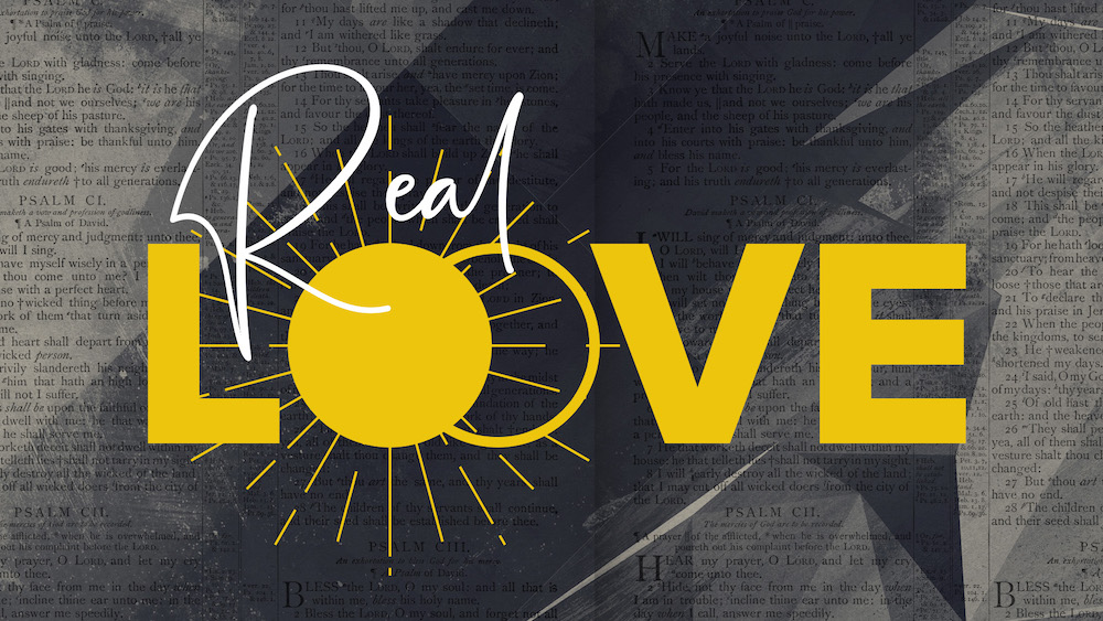Real Love @ C3 Church Inner East